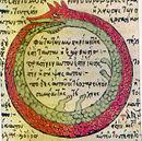 L'Ouroboros, simbolo dell'alchimia e dei cicli della natura