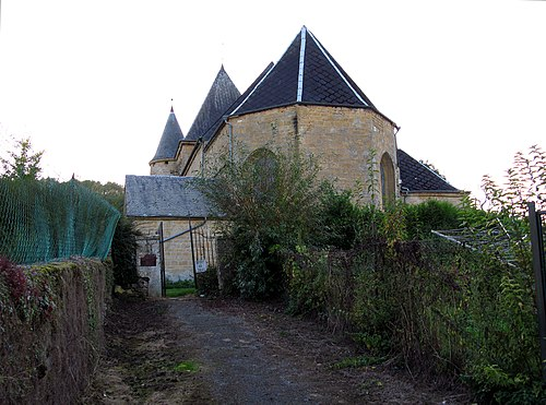 Photo - Eglise de Servion
