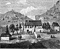 Seven Years in South Africa, page 424, mission house in Molopolole.jpg