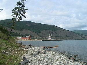 Severobaykalsk - Port of Severobaykalsk