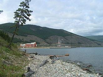 Severobaykalsk - Port of Severobaikalsk