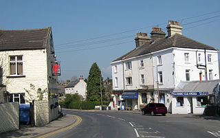 Shadwell, West Yorkshire Village and civil parish in West Yorkshire, England