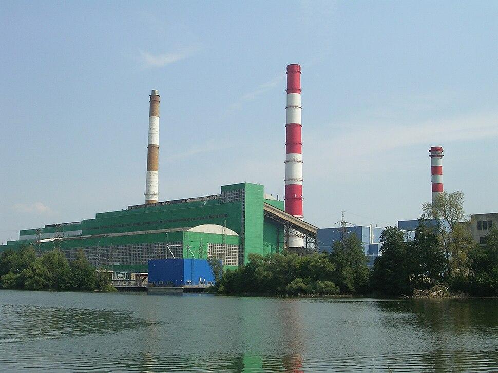 Shatura steam power plant (2010)