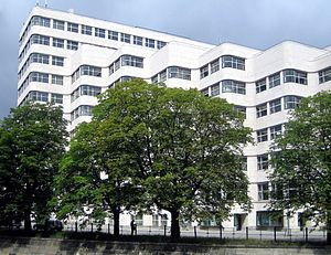 Emil Fahrenkamp - Shell House in Berlin