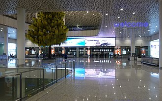 Shenzhen Bao'an International Airport - Arrival hall
