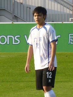 Shi Hongjun Footballer