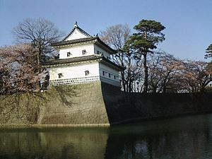 Shibata, Niigata - Ruins of Shibata Castle