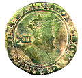 Shilling of James I - Counterfeit (YORYM-1995.109.08) obverse.jpg