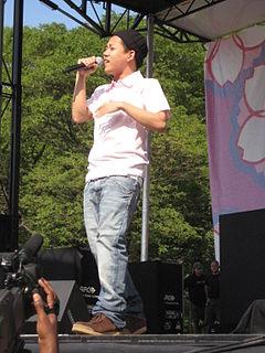 Shota Shimizu Japanese singer