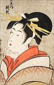 Shizuuta de Tamaya de K. Utamaro (musée national de Tokyo) (41461652265).jpg