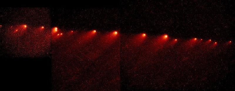 комета Шумейкера-Леви
