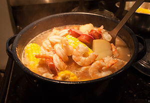 low country seafood bake low country shrimp boil it s a low country ...