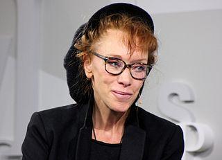 Sibylle Berg German writer