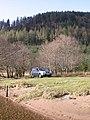Sidhean an Aoinidh Bhig from Loch Arienas - geograph.org.uk - 733100.jpg