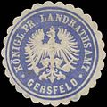 Siegelmarke K.Pr. Landrathsamt Gersfeld W0352260.jpg