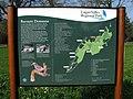 Sign, Barnett Demesne - geograph.org.uk - 1211990.jpg