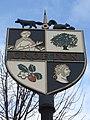 Sign at Crofton - closeup - geograph.org.uk - 670784.jpg