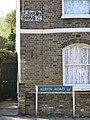 Sign for Albyn Road, SE8 - formerly St. John's Road - geograph.org.uk - 1035736.jpg