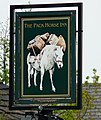 Sign of the Packhorse Inn - geograph.org.uk - 1133778.jpg