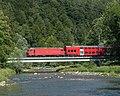 Sihlwald Eisenbahnbrücke über die Sihl, Thalwil ZH - Sihlwald ZH 20180711-jag9889.jpg