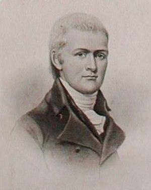 Silas Dinsmoor - Silas Dinsmoor (1766-1847)