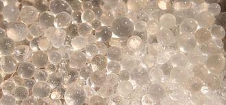 Silica gel - Image: Silica Gel