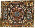 Silk embroidery, greater Azerbaijan, 17th-18th century.jpg