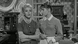 Silvia Pinal - Pinal and Elke Sommer in the Italian film Men and Noblemen (1959)