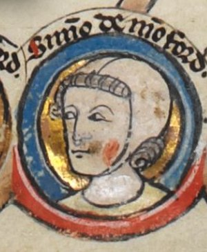 Simon VI de Montfort - Image: Simon junior