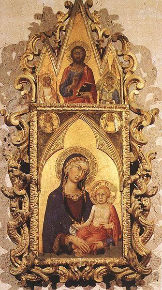 File:Simone Martini - Madonna and Child with Angels and the Saviour - WGA21417.jpg