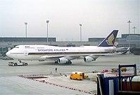 9V-SMO - A359 - Singapore Airlines