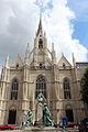Sint Bonifatiuskerk Eglise Saint Boniface Elsene Ixelles B 2012-06.jpg