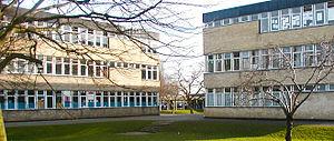Sir Henry Cooper School - Image: Sir Henry Cooper IMG