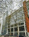 Sir Alexander Fleming Building Front-On (SW angle), Imperial College Road.jpg
