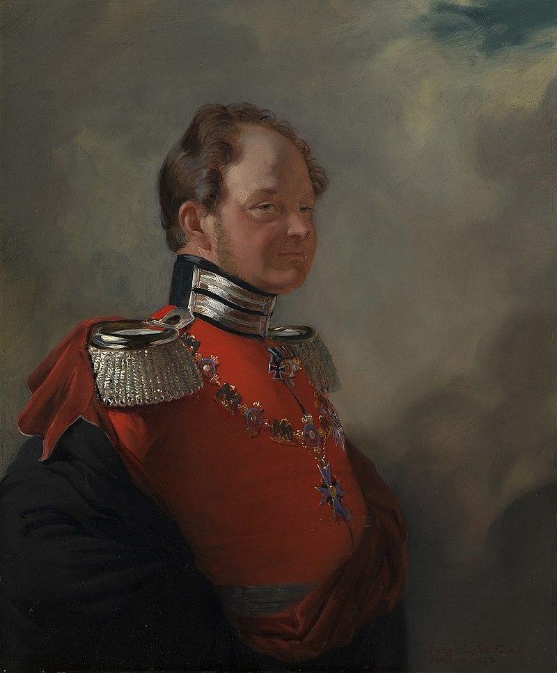 Сэр Джордж Хейтер (1792-1871) - Фридрих Вильгельм IV, король Пруссии (1795-1861) - RCIN 406221 - Royal Collection.jpg