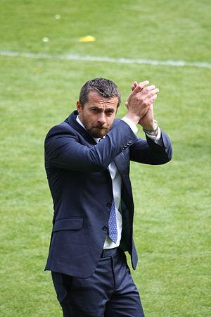 Slaviša Jokanović - Jokanović as manager of Watford in 2015