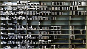 Slug (typesetting) - Slugs in the Basel Paper Mill museum
