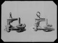 Snapplås alla catalana, Francisco Caldron, Spanien ca 1700-1750 - Livrustkammaren - 53397.tif