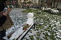 Snowman Dora at CNU Main Campus (20151123094101).jpg