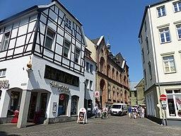 Rathausstraße in Soest