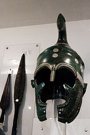 Sofia - Unique Tracian Helmet from Bronze and Silver.jpg