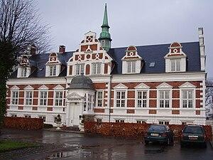 Max Henius - Sohngårdsholm Slot