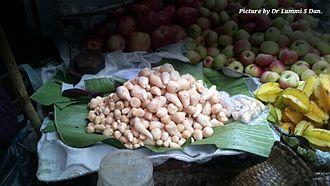 Flemingia vestita - Sohphlang, Ready to Eat