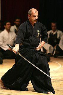 Soleiman Mehdizadeh Iranian martial artist