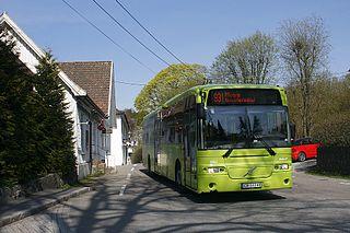 Nobina Norge norwegian bus operator, subsidiary of Nobina