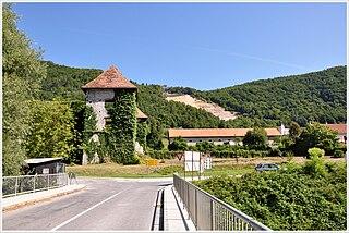 Soteska, Dolenjske Toplice Place in Lower Carniola, Slovenia