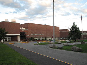 South Burlington High School - Image: South Burlington High School