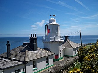 Henry Norris (engineer) - Whitby Lighthouse, Ling Hill, Whitby