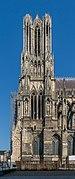 South tower of Cathédrale Notre-Dame de Reims 20140306 1.jpg