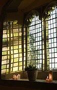 South window in St. Peter's church, Oare - geograph.org.uk - 1560527.jpg